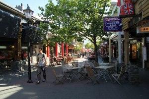 Queenstown - city center